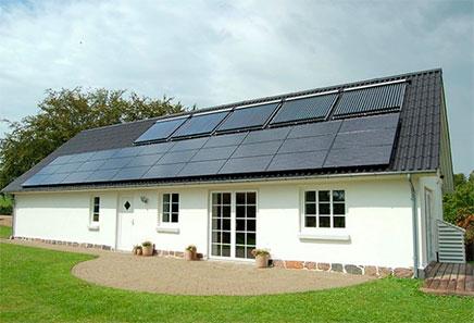 billige solcelleanlæg