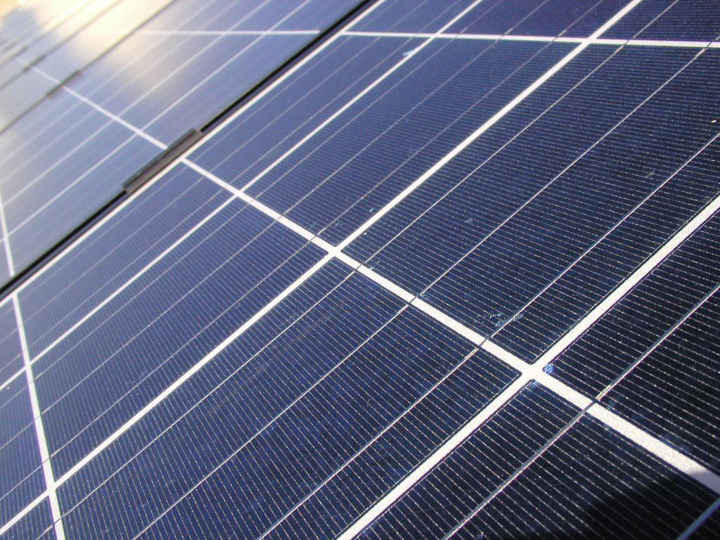 Solceller udlandet