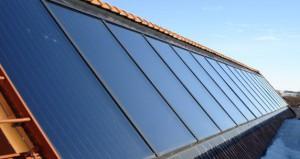 KlimaEnergi solfanger