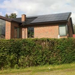 Solceller til privat
