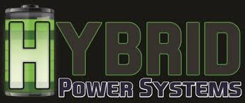 Logo Hybrid power