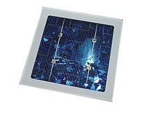 Polykrystallin solcelle