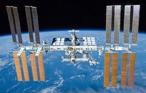 Solceller på NASA sattelit