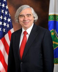 USA Energiminister Ernest Moniz