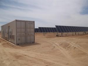 Udbygning med solcelleanlæg