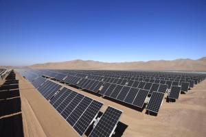 Solceller billigst i Chile