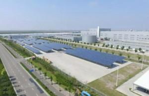 største solcelleanlæg i verden