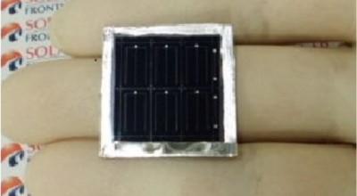 Tyndfilm solcelle på 22,3 %