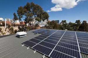 Solcelleanlæg i Australien