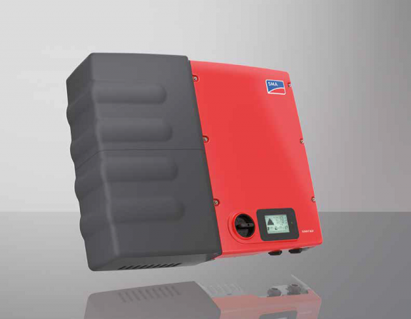 solcelleinverter med batteri