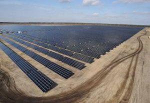 store tyske solcelleanlæg