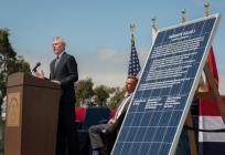 Solcelleanlæg til US Navy