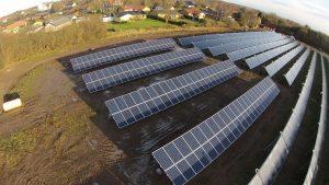 50 KW solceller til nødstrøm