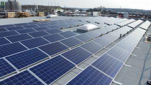 solenergi til erhverv og privat