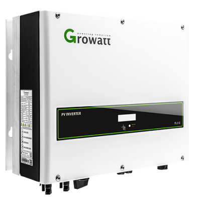 Growatt Inverter 3 faset