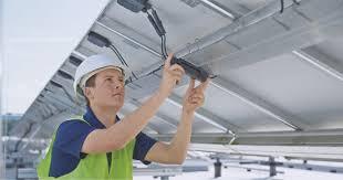 reparation af solcelle invertere