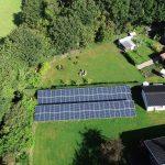 20 KW Solcelleanlæg