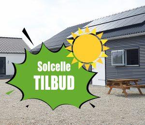 Kampagne: Solcelle tilbud