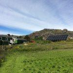 solceller på grønland